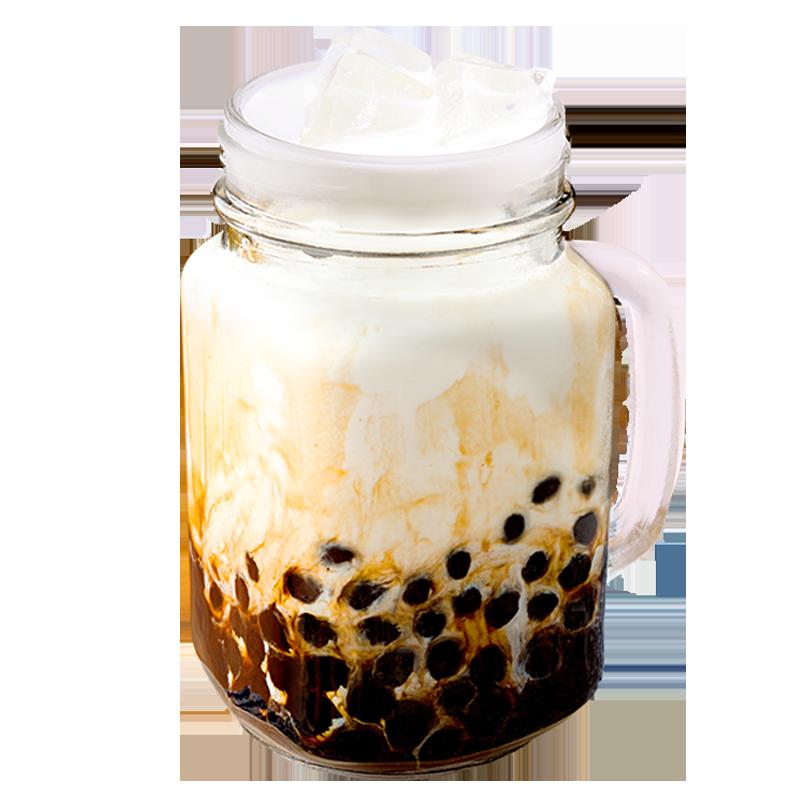 黑糖珍珠鮮奶-飲品系列