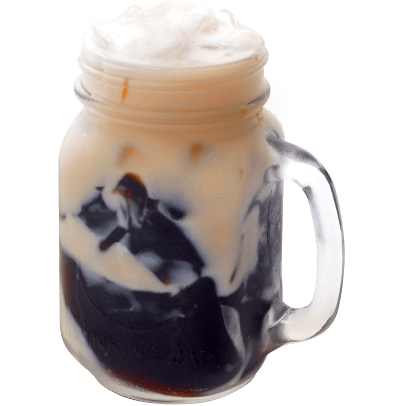 仙草凍奶茶-茶品系列
