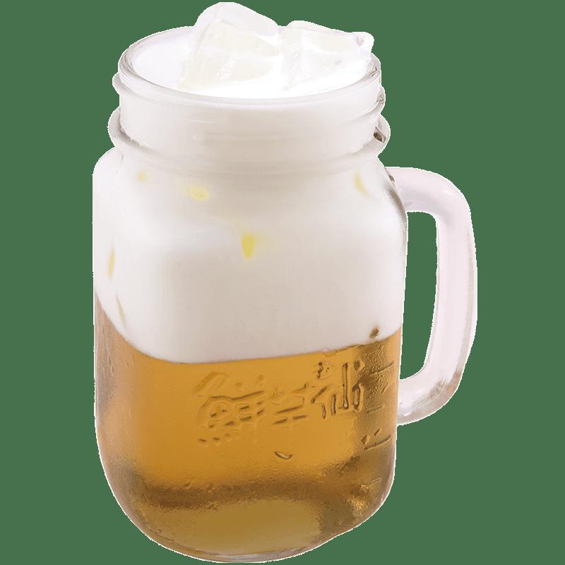 原萃綠茶拿鐵-飲品系列