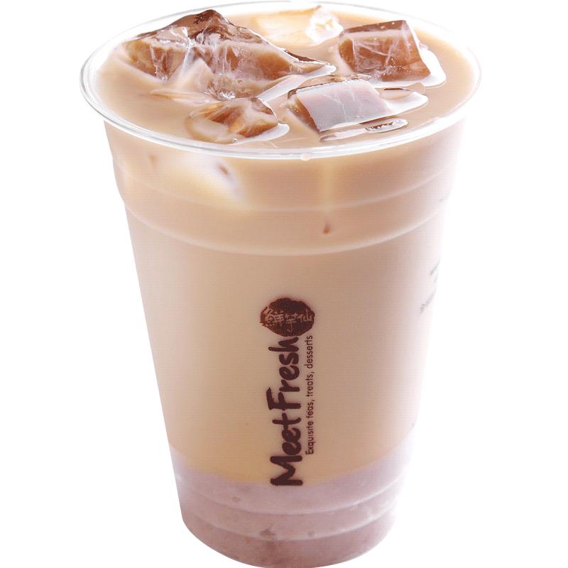 芋頭奶茶-飲品系列