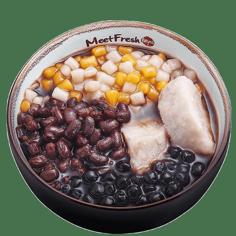 燒仙草4號-古味燒仙草(冬季限定)