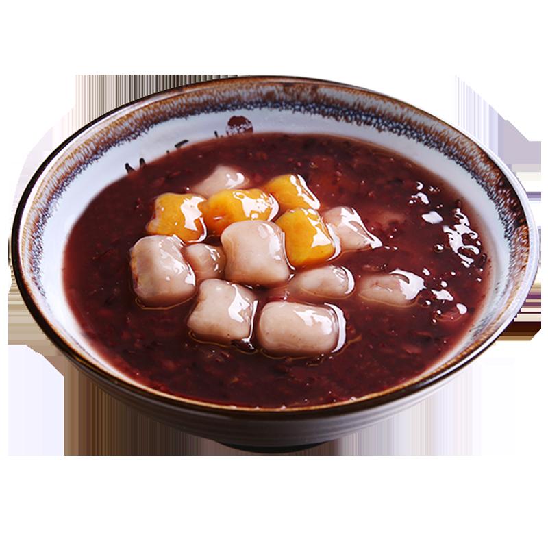 芋圓紫米粥-冬季熱品