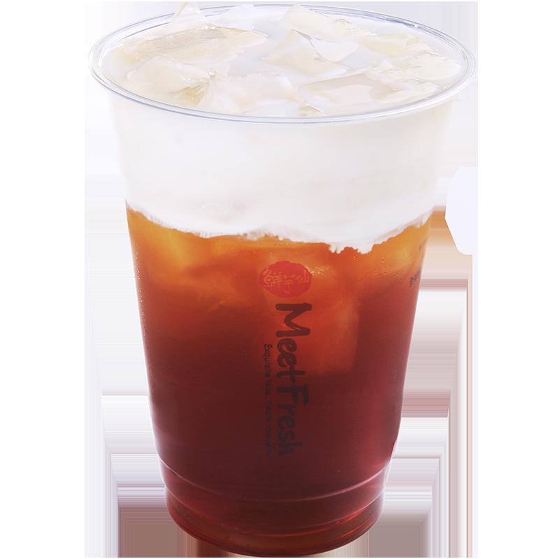 寶島茶王鮮奶茶-飲品系列