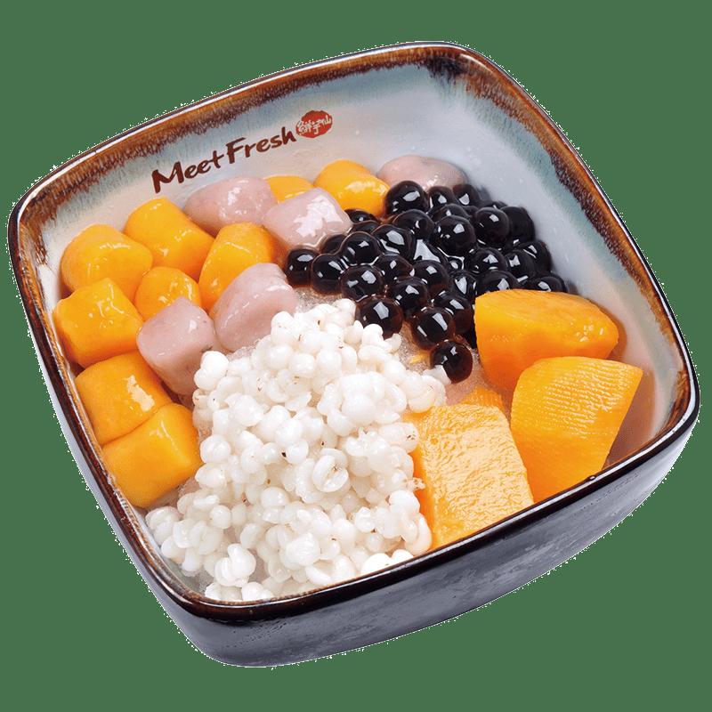 芋圓2號-手感芋圓(冰)