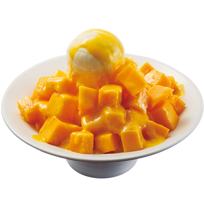 超級芒果冰(季節限定)-清涼冰品