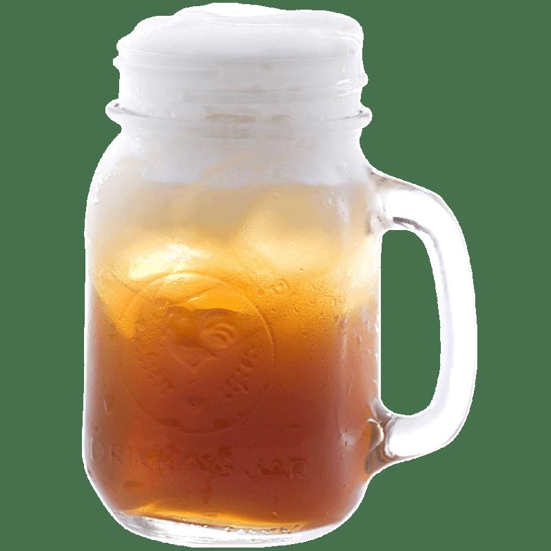 綠茶鮮奶霜-奶霜系列