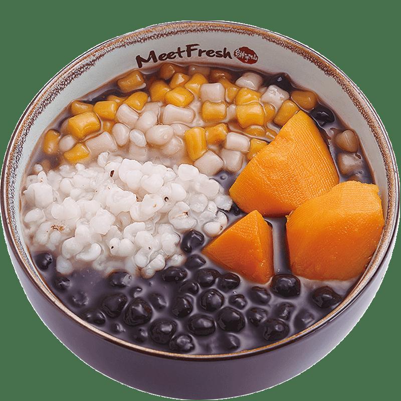 燒仙草2號-古味燒仙草(冬季限定)