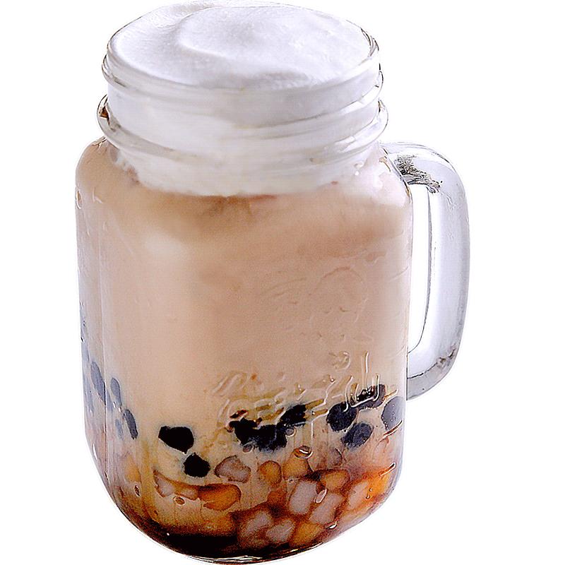 雙Q紅茶鮮奶霜-奶霜系列