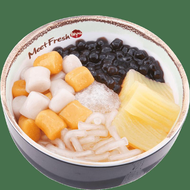 芋圓5號-手感芋圓(冰)