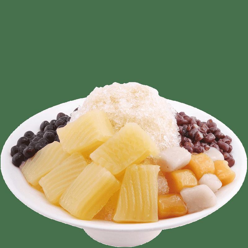 傳統粉粿冰-清涼冰品