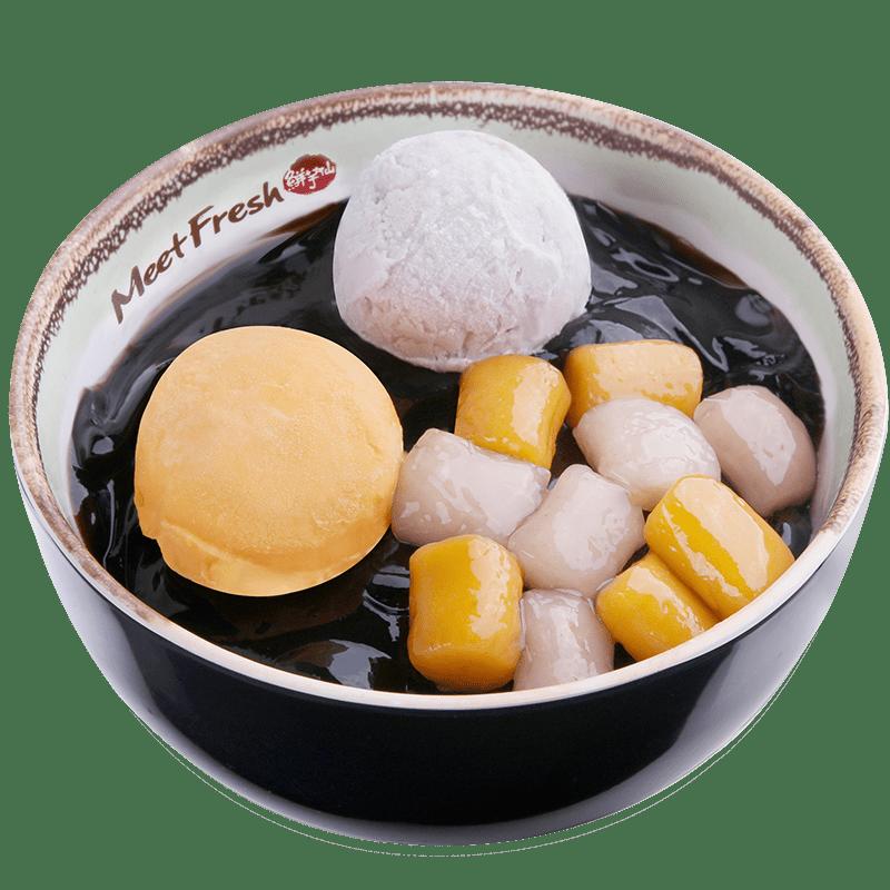 金芋双喜-滑嫩仙草