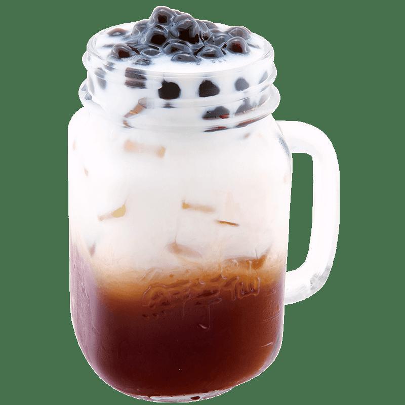 珍珠茶王拿鐵-茶品系列